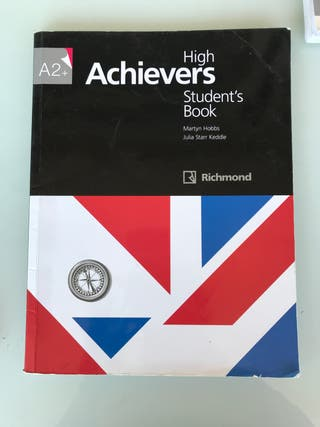 Achievers Student Book editorial Richmond A2+