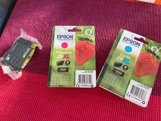 Vendo cartuchos originales Epson