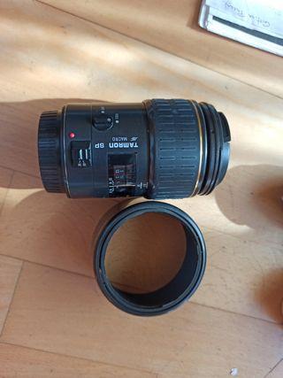 objetivo macro tamron 90mm para Canon