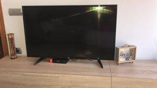 TV LG con SMART TV