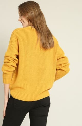 jersey amarillo mostaza