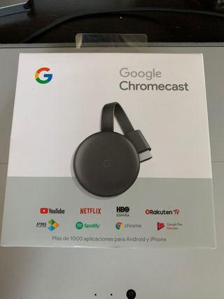 Google Chromecast 3ª generación