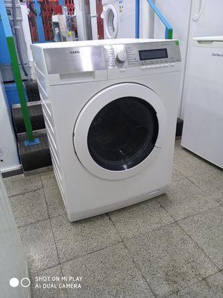 lavadora AEG 9kilos