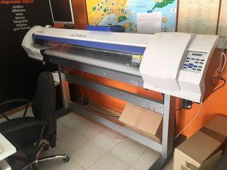 Plotter de impresión y corte Roland SP-540V.