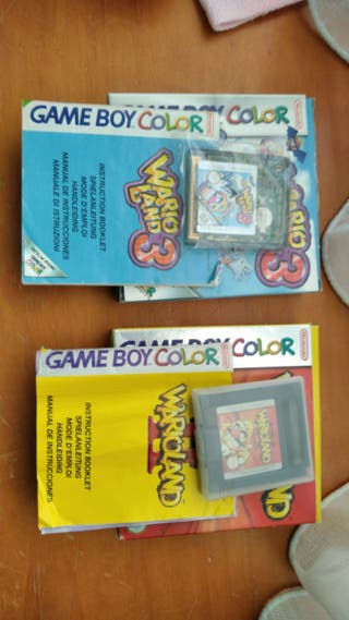Super Mario Word land Game boy color