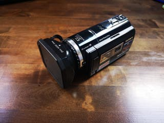 Sony HDR-PJ260VE con proyector