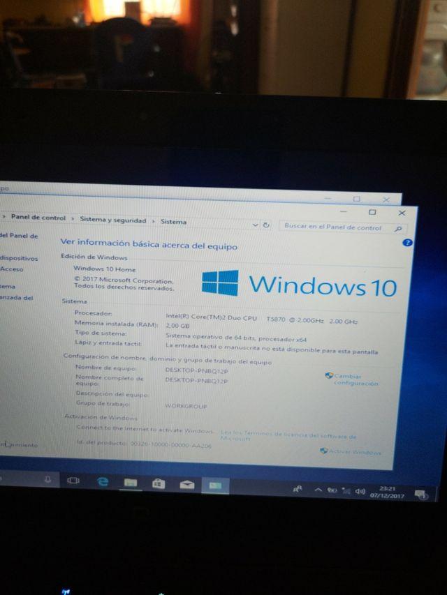 portátil HP Compaq c610