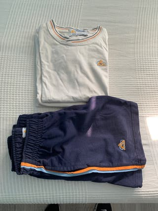 Camisetas y pantalones cortos Gredos Talla 4 y 5
