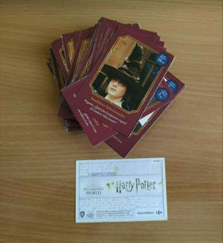 cartas Harry Potter