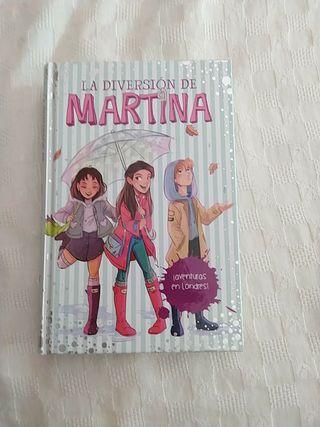 La diversion de Martina