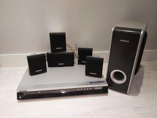 Home cinema Samsung 5.1 HT-P10