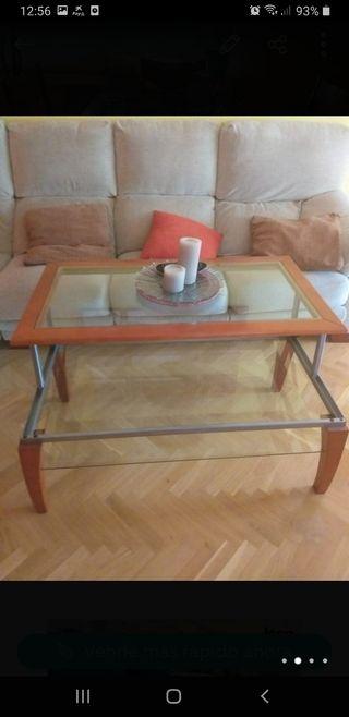 mesa centro sin uso