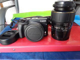 Canon eos M3- Tamron SP 90 F2,8 macro