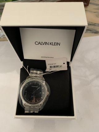 Reloj automático calvin klein