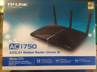 Router TP-Link Archer D7b