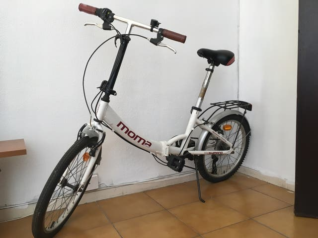 Bici Urbana Plegable