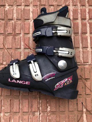 Botas esquí talla 37