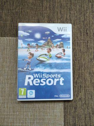 Wii Sports Resort para Wii y Wii U
