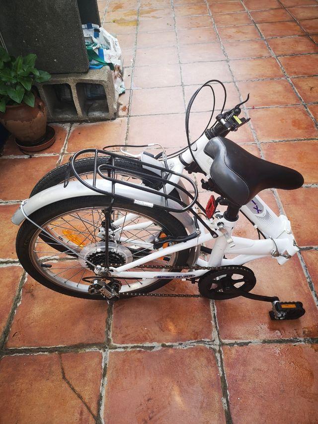 Bicicleta Plegable urbana