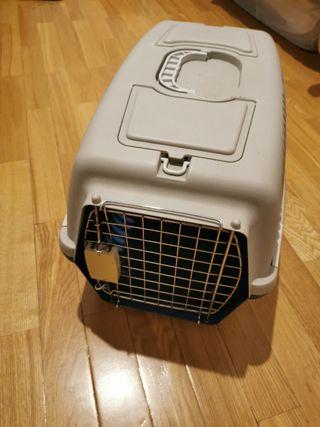 Transportin gato y perro rígido