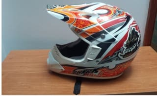 casco Shark talla M