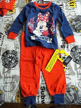 Pijamas Minnie Mouse