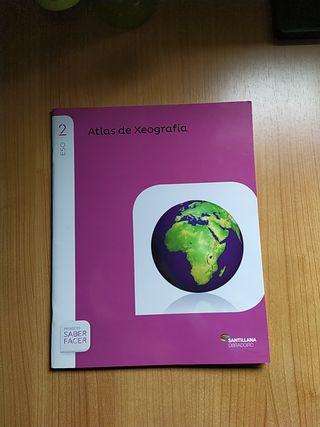 Atlas de Xeografía