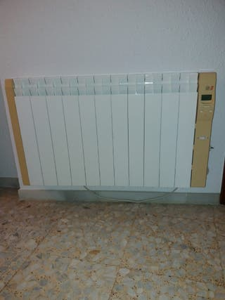 Radiadores de calefacción eléctrica