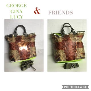 BOLSO GEORGE GINA & LUCY NUEVO