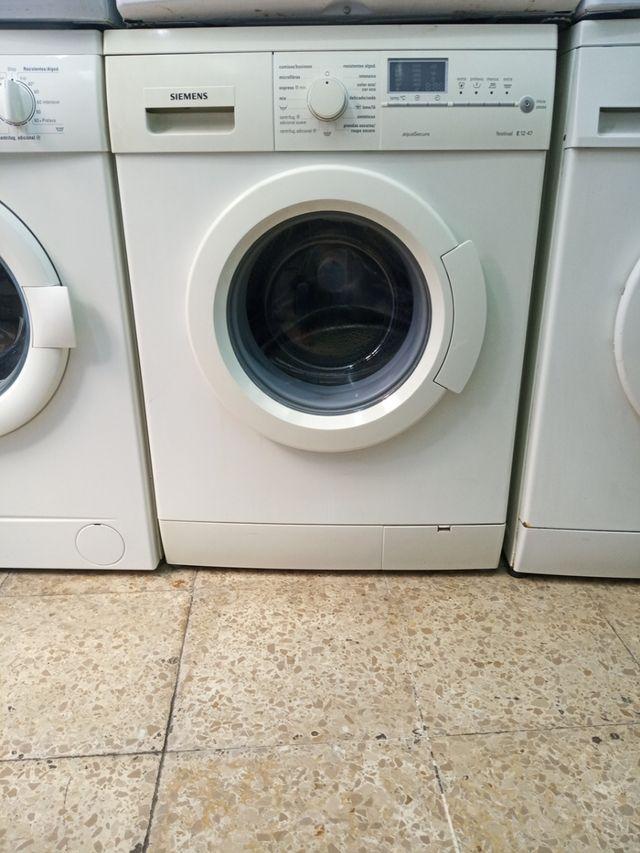 lavadora Siemens 8kilos