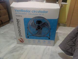 ventilador circular