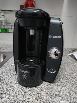 cafetera impecable Bosch Tassimo