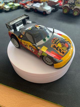 Coche Cars pull back grande