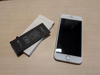 Sustitución batería iPhone 6s