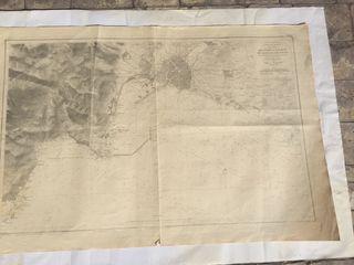 Carta Nautica antigua