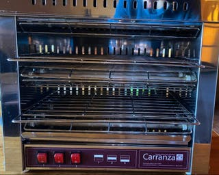 Tostadora Carranza Bar