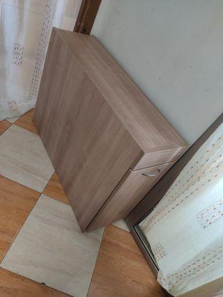 mueble zapatero como nuevo no es de Ikea