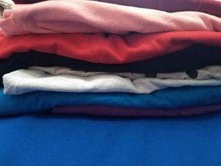 lote de camisetas manga corta
