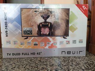"""TV DLED FULL HD 42"""" (Para repuesto)"""