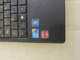 portátil Acer aspire 6752 series i5