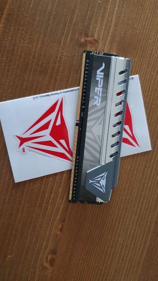 Memoria RAM DDR4 2400mhz 4 y 8 gb VIPER