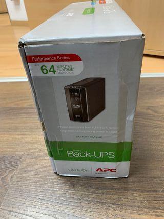 SAI APC Back UPS Pro BR650MI SAI 650VA NUEVO