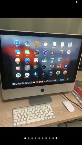 """Apple iMac de 24"""" de pantalla MacOS catalina"""