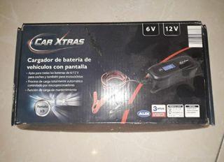 Cargador de baterias para coche/moto