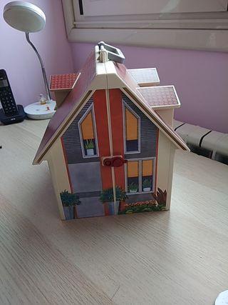 Playmobil Casa maletín