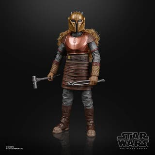 STAR WARS THE MANDALORIAN THE ARMORED EXCLUSIVE