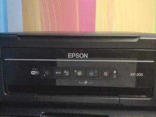 impresora Epson xp-205 wifi