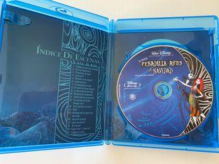 Pesadilla Antes de Navidad en Blu-ray Disc