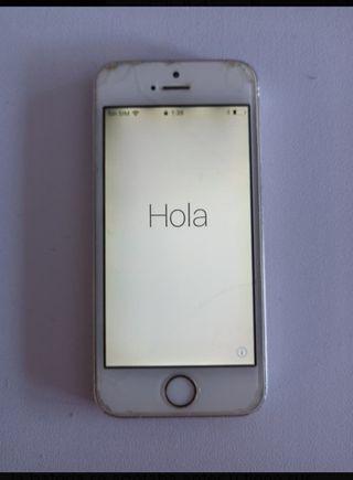 iPhone 5 s 16gb (leer)