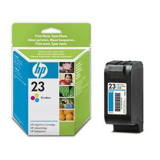 Cartuchos de tinta HP 23